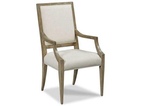 Woodbridge Furniture Callisto Vintage Arm Dining Chair
