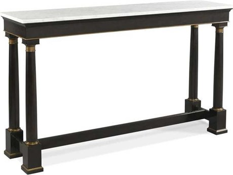 Woodbridge Furniture Onyx / Wold Accent 72'' Wide Rectangular Console Table
