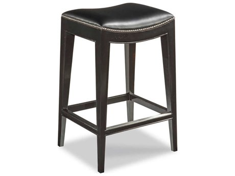 Woodbridge Furniture Black Side Counter Height Stool