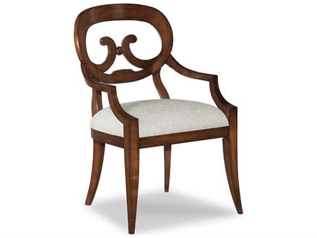 Woodbridge Furniture Santa Fe Arm Dining Chair