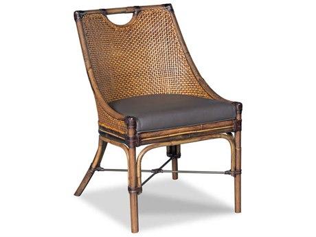 Woodbridge Furniture Unpeeled Rattan Side Dining Chair