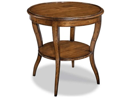 Woodbridge Furniture Normandy 26'' Wide Round End Table