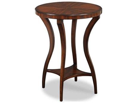 Woodbridge Furniture Gramercy Umber 18'' Wide Round End Table