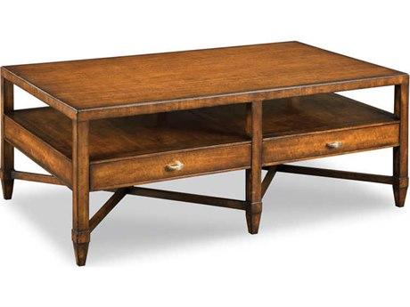 Woodbridge Furniture Greenwich Brighton 48'' Wide Rectangular Coffee Table