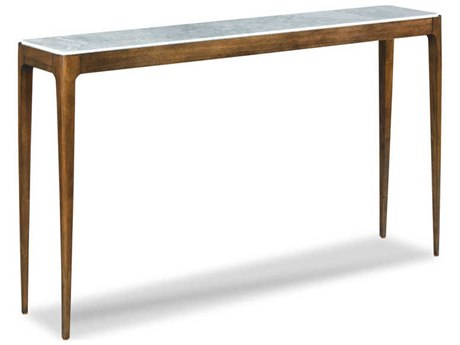 Woodbridge Furniture Jude Lisse 54'' Wide Rectangular Console Table