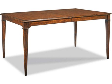 Woodbridge Furniture Marseille Bordeaux 60-104'' Wide Rectangular Dining Table with Extension
