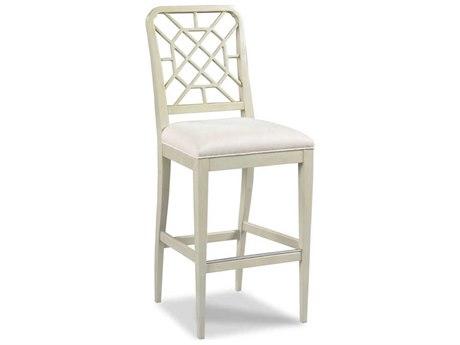 Woodbridge Furniture Merrion Graystone Side Bar Height Stool