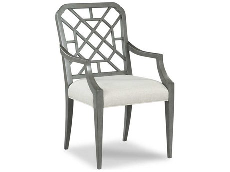 Woodbridge Furniture Merrion Sahara Arm Dining Chair