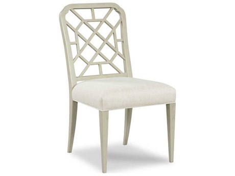 Woodbridge Furniture Merrion Graystone Side Dining Chair