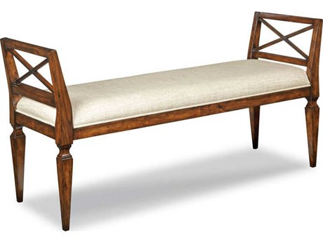 Woodbridge Furniture Neo-classic Bordeaux Accent Bench