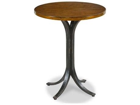 Woodbridge Furniture Sonoma 20'' Wide Round Pedestal Table