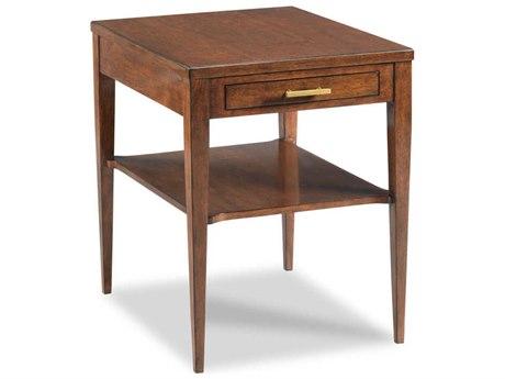 Woodbridge Furniture Provence Bordeaux 21'' Wide Rectangular End Table