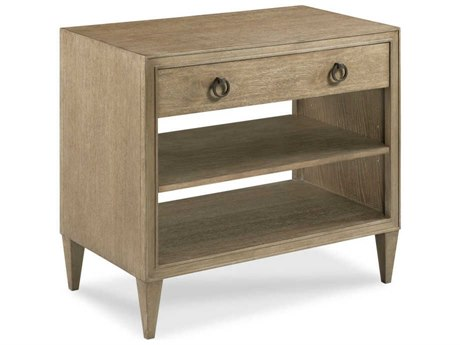Woodbridge Furniture Ramsey Vintage 32'' Wide Rectangular End Table