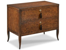 Sarah Bordeaux Two-Drawer Nightstand