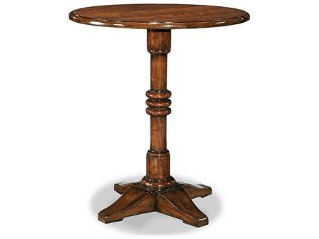 Woodbridge Furniture Tudor Santa Fe 37'' Wide Round Pub Table WBF504311