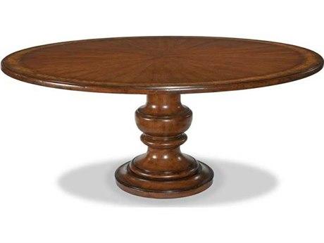 Woodbridge Furniture Tuscan Santa Fe 72'' Wide Round Dining Table