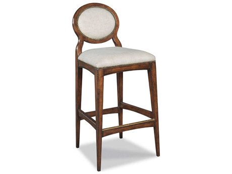 Aidan Gray Waxed White Touch Side Counter Height Stool Sold In 3 Aidch466wwto