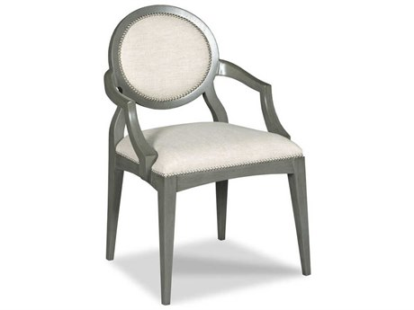 Woodbridge Furniture Ventura Sahara Arm Dining Chair