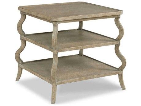 Woodbridge Furniture Vinatge Vintage 26'' Wide Square End Table WBF120709