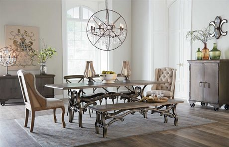 World Interiors Regina Dining Room Set