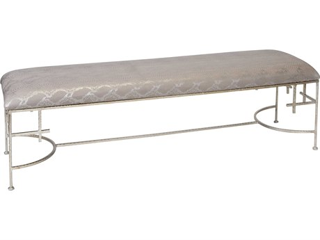 Worlds Away Accent Bench