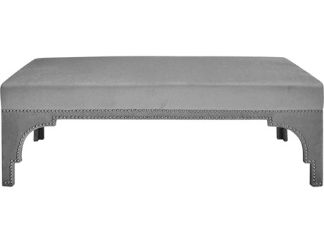 Worlds Away Accent Bench WAMATILDAGRY