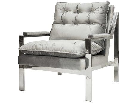 Worlds Away Accent Chair WACAMERONNGRY