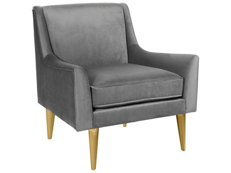 Worlds Away Accent Chair