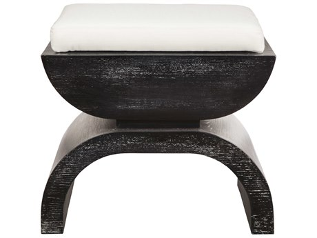 Worlds Away Accent Stool WABIGGSBCO