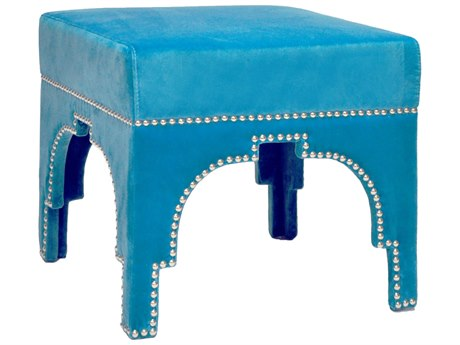 Worlds Away Accent Stool WACOLETURQ
