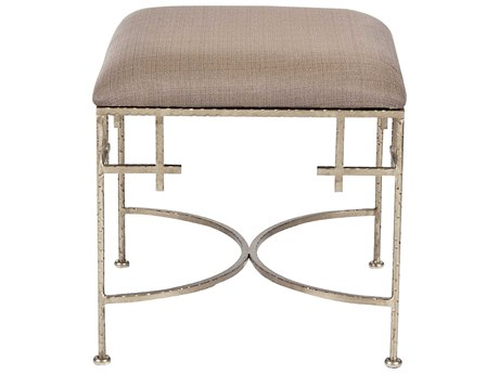 Worlds Away Accent Stool WALOLITAS