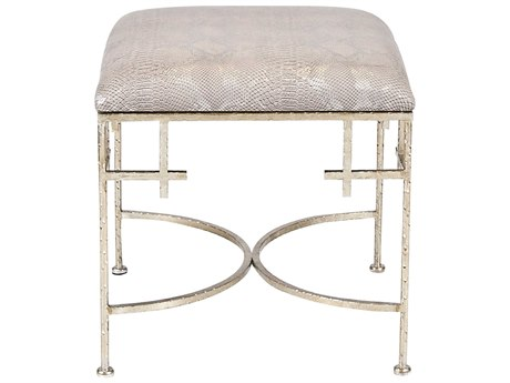 Worlds Away Accent Stool WALOLITASN