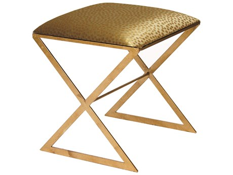 Worlds Away Accent Stool WAXSIDEGDOT
