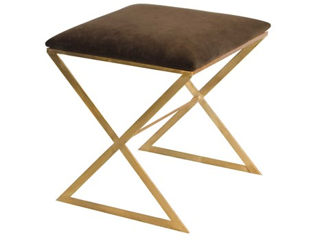 Worlds Away Accent Stool WAXSIDEGU