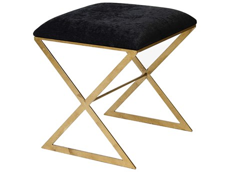 Worlds Away Accent Stool WAXSIDEGUB