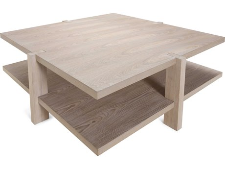 Worlds Away 40'' Wide Square Coffee Table WAMEDFORDCO