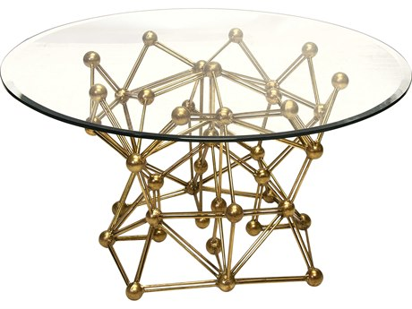 Worlds Away 42'' Wide Round Coffee Table