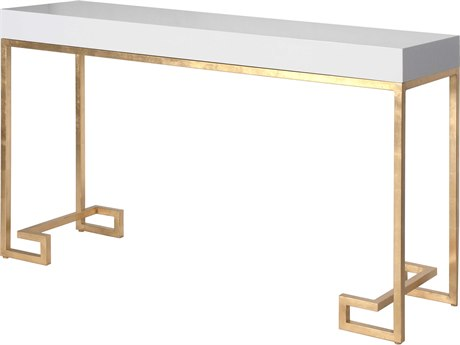 Worlds Away 60'' Wide Rectangular Console Table
