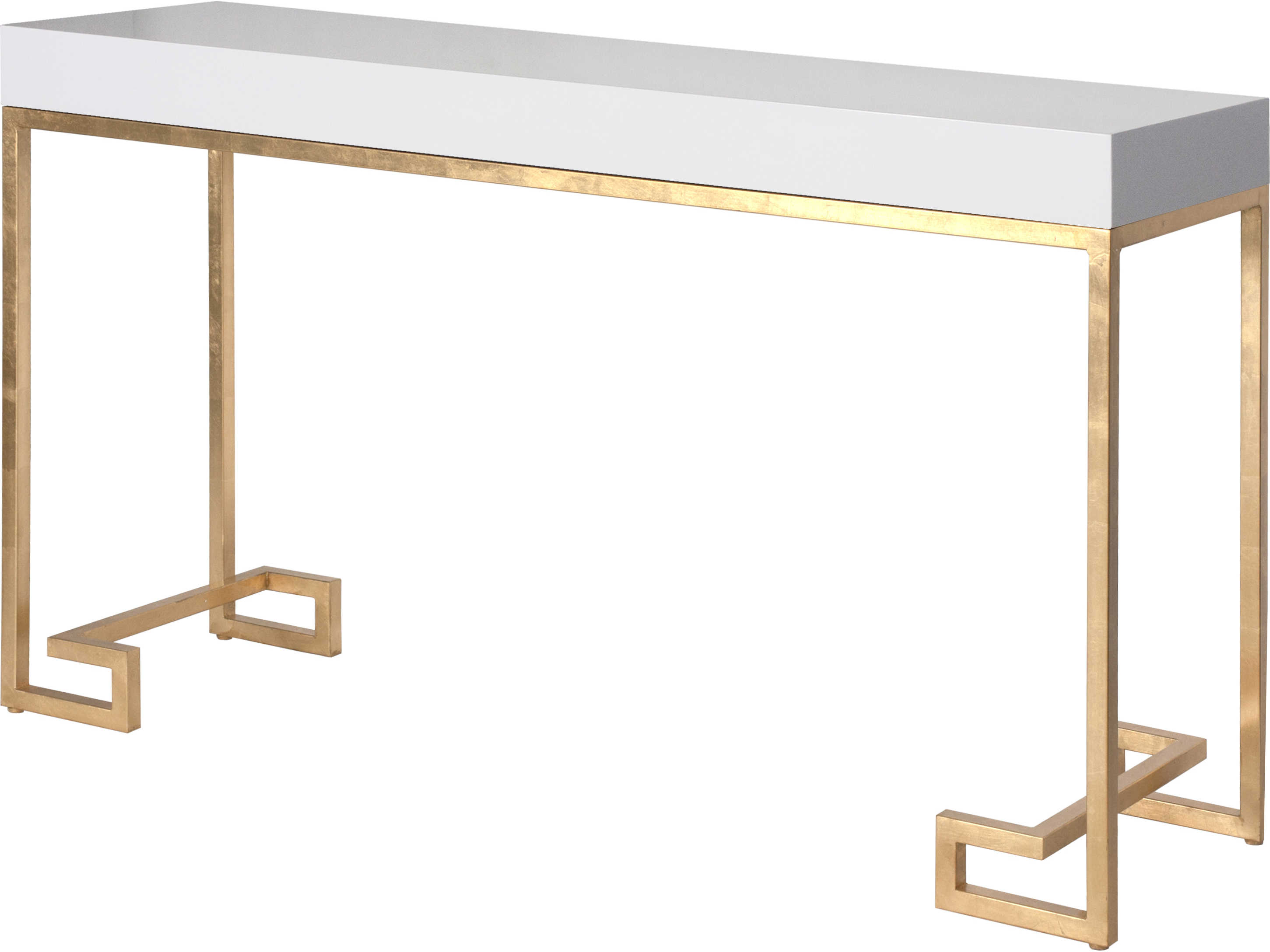 Picture of: Worlds Away 60 Wide Rectangular Console Table Barsanti Whg
