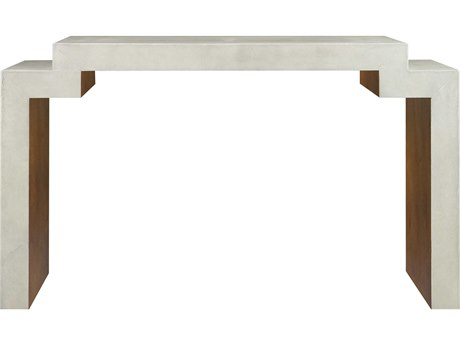 Worlds Away 54'' Wide Rectangular Console Table WAWESTCOTTLCS