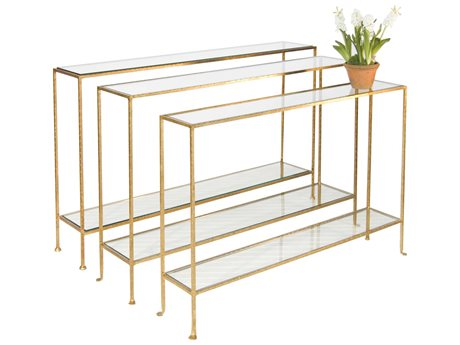 Worlds Away 57'' Wide Rectangular Console Table
