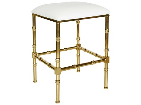 Worlds Away Side Counter Height Stool WASADLERWH