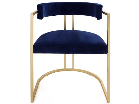 Worlds Away Arm Dining Chair WAMONAGNVY