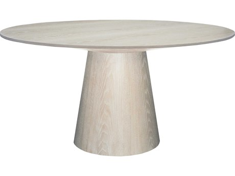 Worlds Away 59'' Wide Round Dining Table