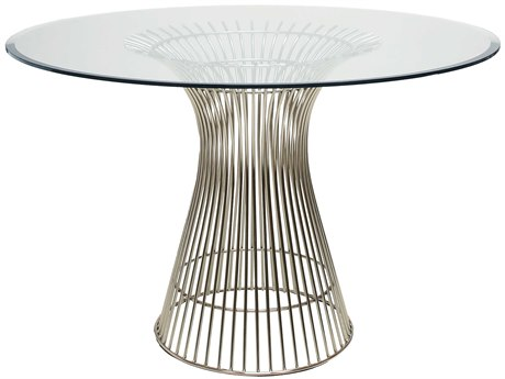 Worlds Away 54'' Wide Round Dining Table