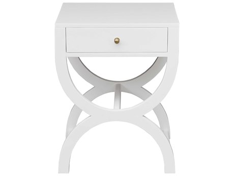 Worlds Away 22'' Wide Rectangular End Table