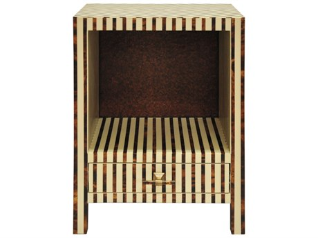 Worlds Away 21'' Wide Rectangular End Table