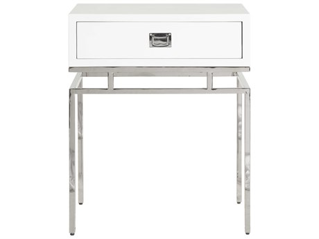 Worlds Away 24'' Wide Rectangular End Table