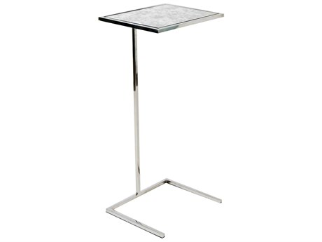 Worlds Away 10'' Wide Rectangular End Table