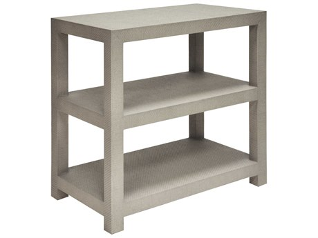 Worlds Away 30'' Wide Rectangular End Table
